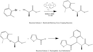 Reaction Scheme